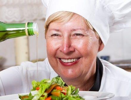 olio di oliva cucina