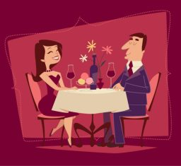 cena afrodisiaca
