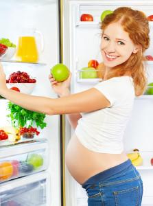 alimentazione in gravidanza, frutta