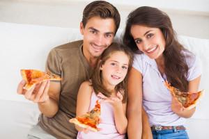 cosa mangiare in gravidanza, pizza