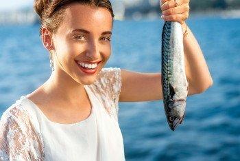 cosa mangiare in gravidanza, pesce