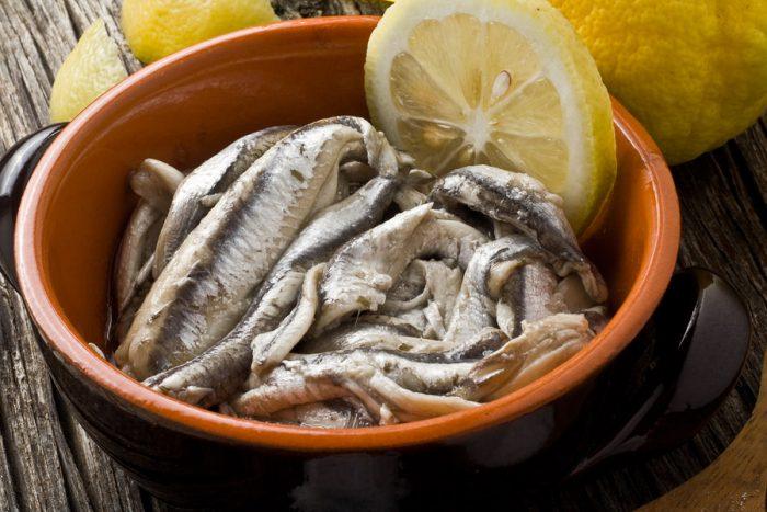 Alici limone e tempo libero. Il piatto di pesce anche se hai poco tempo.