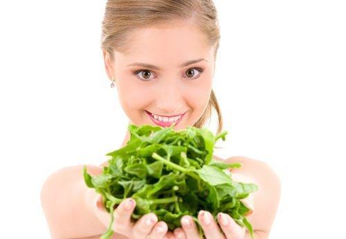 proprietà degli spinaci