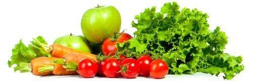 cibi alcalini verdure