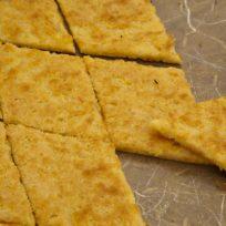 farinata di ceci ricetta semplice e veloce
