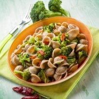 pasta integrale e broccoli