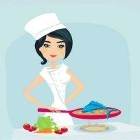 ricette veloci: chef cucina velocemente