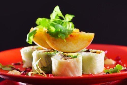 sushi a base di frutta da preparare in casa