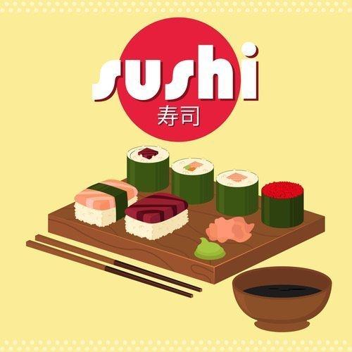 tipi di sushi da fare in casa